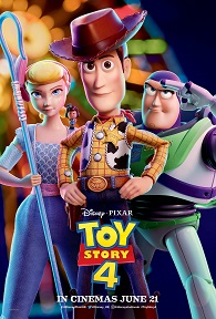 1 Toy Story 4